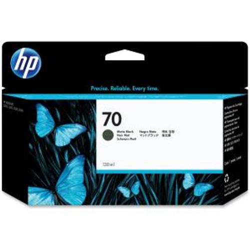 HP 70 - Ink Cartridge - Matte Black 130ml (C9448A)