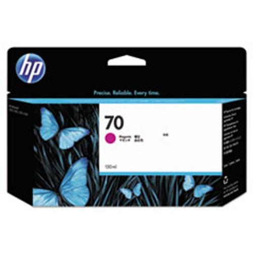 HP 70 - Ink Cartridge - Magenta 130ml - C9453A