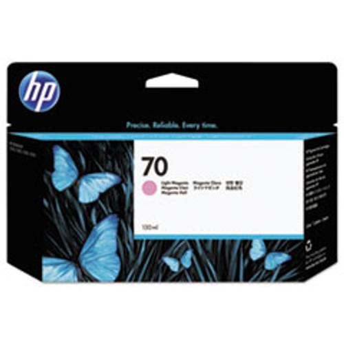 HP 70 - Ink Cartridge - Light Magenta 130ml - C9455A