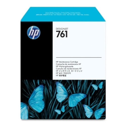 HP No. 761 Maintenance Cartridge. CH649A