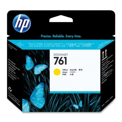 HP 761 Printhead - Yellow, CH645A