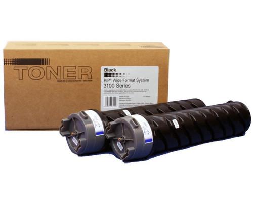 KIP 3100 OEM Toner (2-300gm-ctgs)