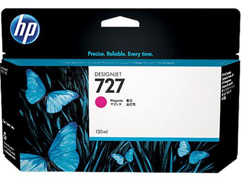 HP 727 Ink Cartridge - Magenta 130ml - B3P20A