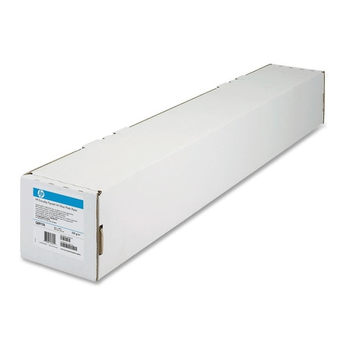 "HP 24lb.Coated Paper 54"" x 150' 2""core, C6568B"