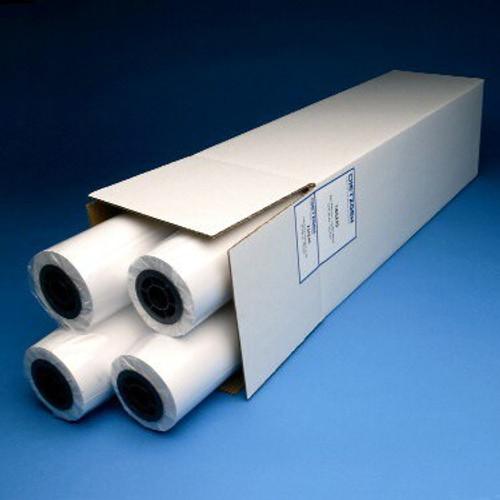 "20lb Inkjet Rag Vellum, 34"" x 150' 4 Roll/Carton, 772345U"