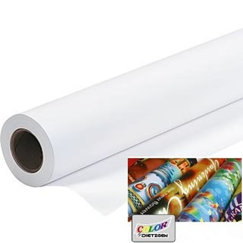 "Universal Microporous Photo Satin, 17"" x 100' 2"" Core, 78317K"