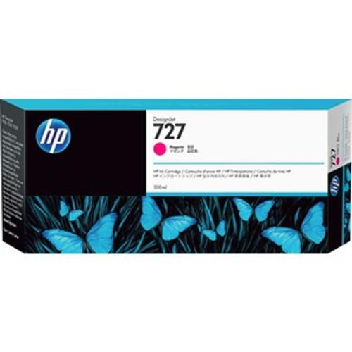 HP 727 Ink Cartridge - Magenta 300ml - F9J77A