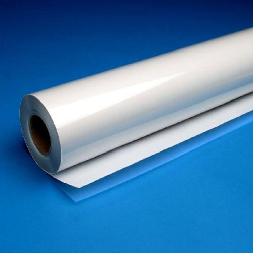 """4mil-Clear Inkjet Film W/Interleave paper, 42"""" x 100' 1 Roll, 80042K"""