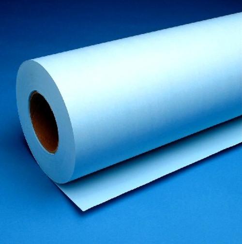 """20lb. Inkjet Blue Tinted Bond, 22"""" x 150' 4 Rolls,732Bl225U"""