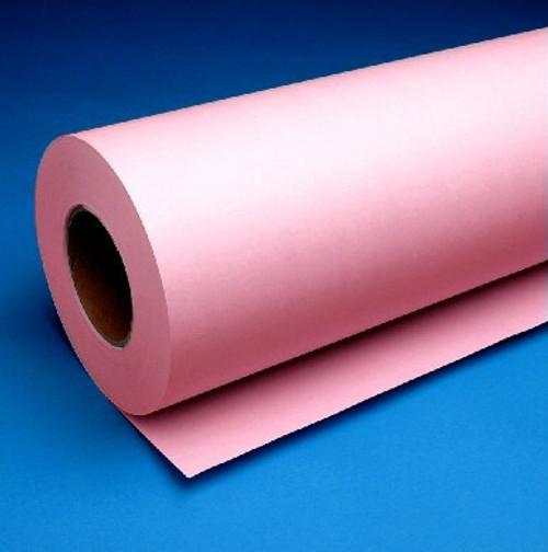 """20lb. Inkjet Pink Tinted Bond, 24"""" x 150' 4 Rolls,732PC245U"""