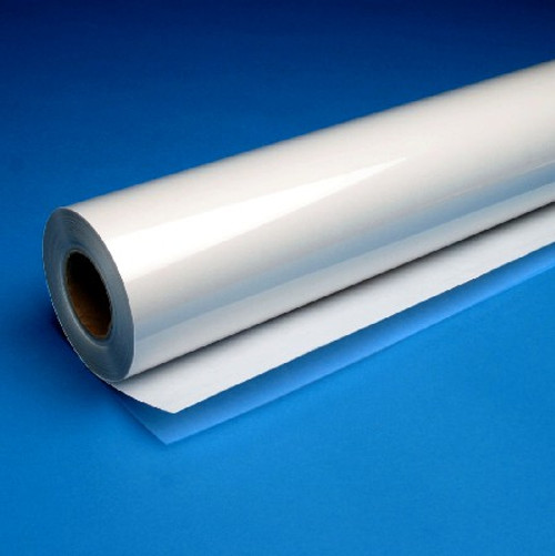 "4mil-Clear Inkjet Film W/Interleave paper 24""x 120ft. 1rl/ctn."