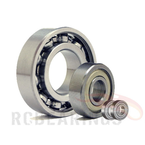 OS 52 Four Stroke Stainless Bearings