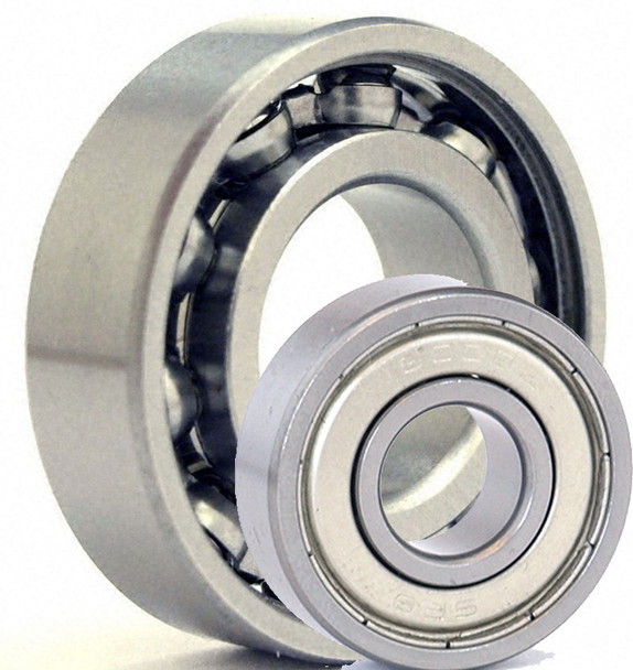 OS 120 AX/FX Stainless Steel Bearings