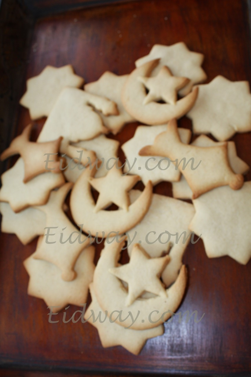 Large Cookie Cutter Set of 5