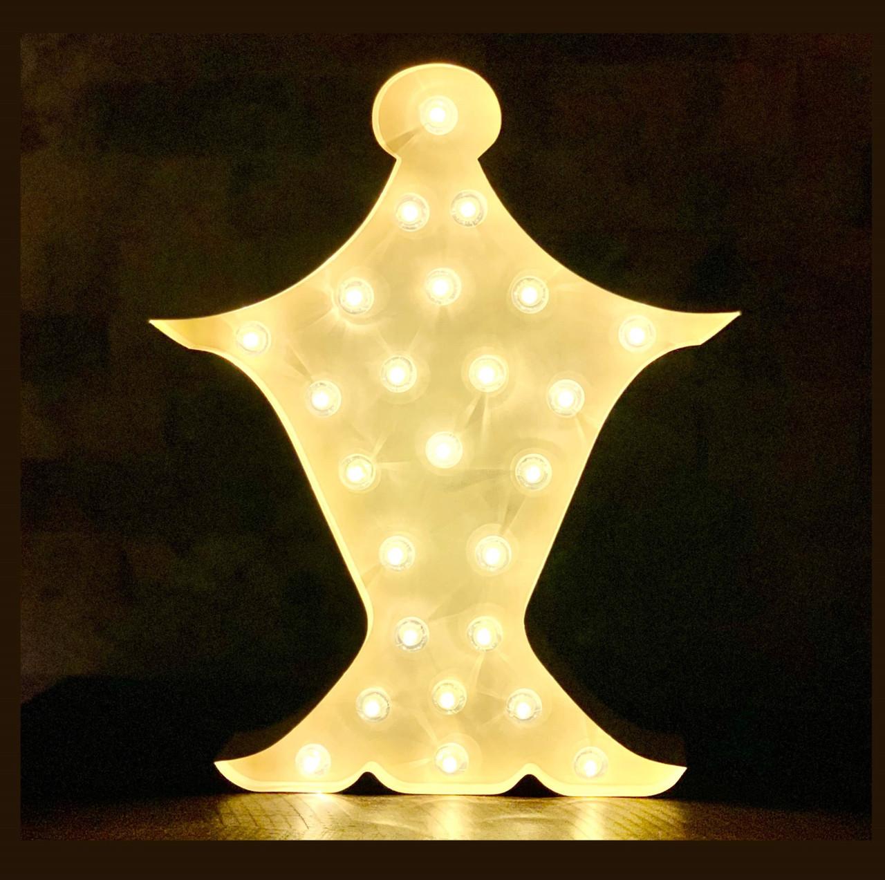 NEW-Lantern Marquee Lights