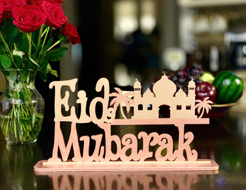 Eid Mubarak Stand