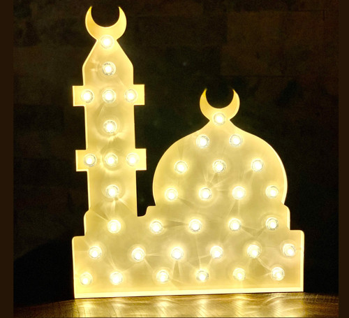 NEW-Mosque Marquee Lights