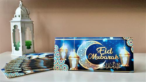 Eid Money Envelops for Eidia- Set of 12