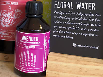 Lavender Floral Water is part of our floral water range