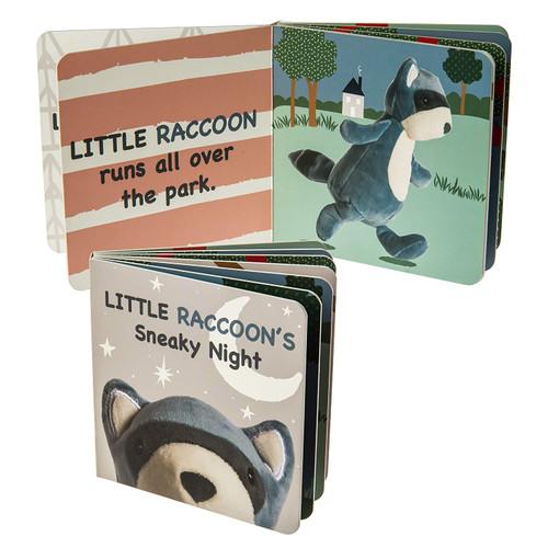 Little Raccoon Sneaky Life