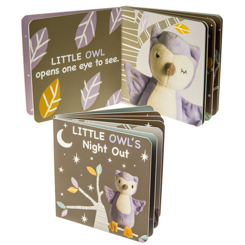 Little Owl's Night Out