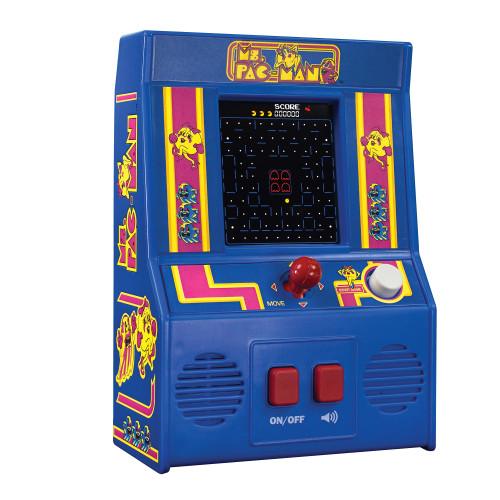 Ms. Pac-Man Retro Game