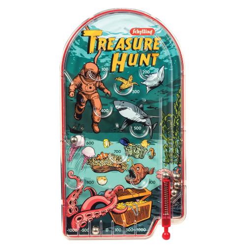 Treasure Hunt Pinball