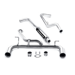 Magnaflow 15786   Dodge Neon SRT-4   Stainless Cat-Back Performance Exhaust System