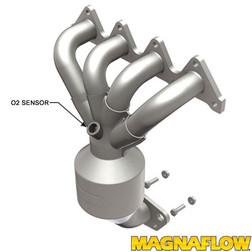 Magnaflow 50350_KIA Direct Fit  49 STATE (Exc.CA)