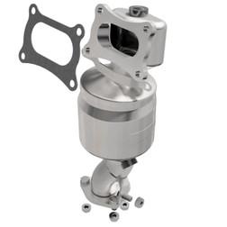 Magnaflow 51898 | ACURA TL/TSX/MDX/ZDX, HONDA ACCORD | 3.5L | Rear | BANK 1 | Catalytic Converter-Direct Fit | OEM Grade EPA