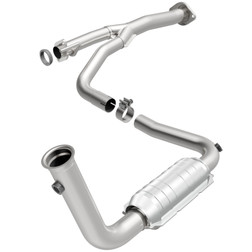Magnaflow 49582 | JEEP LIBERTY | 3.7L | Front/Driver Side | Catalytic Converter-Direct Fit | OEM Grade EPA