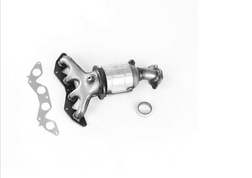 2001-2005 | Honda Civic | 1.7L | DX/GX/HX/LX Models Only | Catalytic Converter-Direct Fit with integrated manifold | California Legal | EO# D-193-116