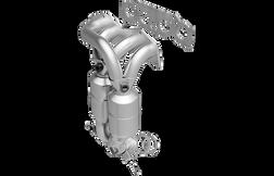Magnaflow 452013   TOYOTA RAV4   2L   Front   Catalytic Converter-Direct Fit   California Legal   EO# D-193-124