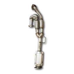 NISSAN MURANO   3.5L   Rear Underbody Y-Pipe with Catalytic Converter-Direct Fit   California Legal-New York Legal   EO D- NISSAN MURANO   3.5L   Bank 2-Front Radiator Side    Catalytic Converter-Direct Fit   California/NY Legal EO D-182-71