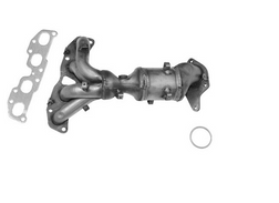 2007-2010 NISSAN ALTIMA | 2.5L | Front | Catalytic Converter-Direct Fit | California Legal | EO# D-798-9