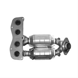 Toyota Highlander | 2.4L | Front manifold with integrated catalytic converters | California Legal | EO D-798-7