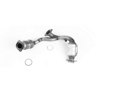 2004-2007 Ford Taurus | Mercury Sable | 3L | Front | Code U vin Only |  2 converter y pipe only | Direct-Fit California Legal Catalytic Converter | EO# D-280-102