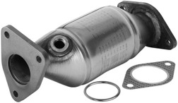 Magnaflow 5481665   Nissan   2005-2006 only   Frontier   Pathfinder   Xterra   4L   Front Driver Side-BANK 2   Direct-Fit California Legal Catalytic Converter OBDII   EO# D-193-146-photo
