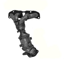 Tnn 88884371 | 2010-2013 Nissan Altima 2.5L |  Nissan Rogue | 2.5L | 2010-2013 models only | Exhaust Manifold | Direct-Fit California Legal Catalytic Converter | EO# D-182-73