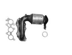 2006-2012 Toyota Sienna | 2008-2013 Toyota Highlander | 3.5L | FWD+AWD | Radiator SideFront Manifold-BANK 2 | Manifold Catalytic Converter Assembly | California/NY Legal | EO D-798