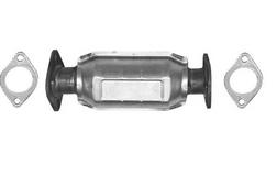 2010-2012 Hyundai Santa Fe   2010-2-13 Kia Sorento   2.4L   Rear   Direct Fit Catalytic Converter   California Legal EO D-193.148