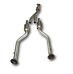 2006-2011 | LEXUS IS250/IS350 | 2.5L/3.5L | AWD-4WD ONLY  | Rear Underbody Assembly | Catalytic Converter-Direct Fit | Oem Grade Federal | Aluminized Steel