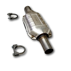 1993-1995   Jeep Grand Cherokee   5.2   Underbody   Direct-Fit California Legal Catalytic Converter EO D-280-94