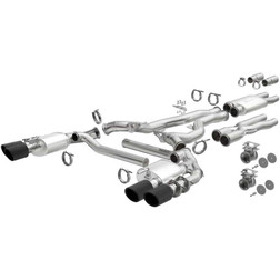 Magnaflow 19535 | Ford Mustang GT | 5.0 |  Stainless Cat Back Exhaust System | X Mod Series