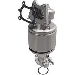 Magnaflow 5582741 | Acura MDX | 3.7L | Honda Odyssey, Pilot, Ridgeline | 3.5L | Rear Manifold | California Legal Catalytic Converter | EO#D-193-148