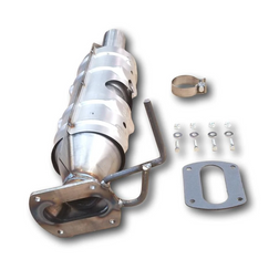 2011-2015 | 2016-2019 | Ford | F53 | 6.8L | Stripped Chassis | Direct Fit Catalytic Converter  | 4 Bolt Oval Inlet Flange Only | OEM Grade
