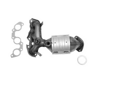 2002-2006 | LEXUS ES300, TOYOTA CAMRY | 3L | BANK 1-Rear Manifold | Catalytic Converter-Direct Fit | California Legal | EO# D-798-9 | US built models only, do not use if VIn begins with J