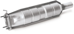 2005-2007 F53  | FORD | 6.8L | Motorhome | Rear | Catalytic Converter-Direct Fit | EPA Grade-photo