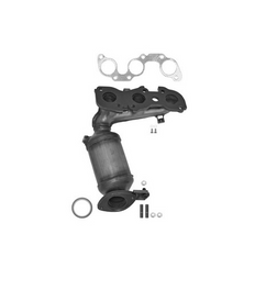 2002-2006 | LEXUS ES300, TOYOTA CAMRY | 3L | BANK 2-Front Manifold | Catalytic Converter-Direct Fit | California Legal | EO# D-798-9 | US built models only, do not use if VIn begins with J