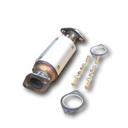 2007-2009 Hyundai Santa Fe | 3.3L | 2007-2012  Hyundai  Vera Cruz | 3.8L | Rear Underbody | Catalytic Converter-Direct Fit | OEM Grade EPA
